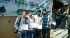 تخريج أولى دفعات طلاب التعليم العالي في درعا