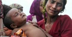 أمينستي: الجيش البورمي قتل المئات من الروهينغا لطرد المسلمين من البلاد