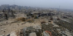 الأمم المتحدة تمنح الأسد دوراً قيادياً في إعادة إعمار حلب