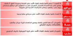 شهداء الثورة: الثلاثاء 07-11-2017