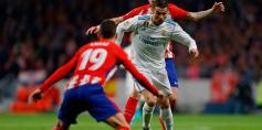 ريال مدريد يتعادل مع أتلتيكو وبرشلونة يحلق في الصدارة