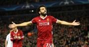 محمد صلاح أفضل لاعب كرة قدم أفريقي