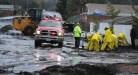 عشرات القتلى والمفقودين في فيضانات كاليفورنيا