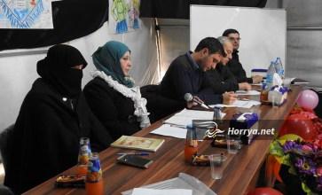 ورشة عمل لدعم وتمكين المرأة في مدينة بزاعة بحلب