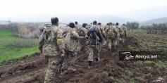 انهيار واسع للمليشيات الكردية في عفرين أمام فصائل الحر