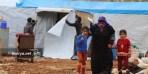 أوضاع كارثية يعيشها نازحو ريف إدلب الجنوبي