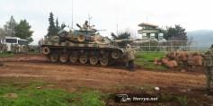 """""""الجيش الحر"""" يبدأ عملية برية واسعة في عفرين"""