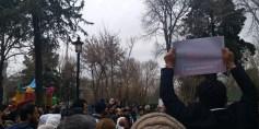 بالفيديو .. مظاهرة في غازي عنتاب التركية احتجاجاً على مجازر الغوطة