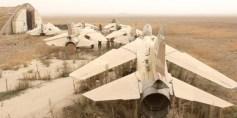 مطار أبو الظهور..موقعه وأهميته