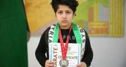 """المنتخب السوري الحر يفوز ببرونزية دورة """"البوسفور"""" الدولية للكاراتيه"""
