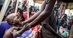 124 مليون شخص تحت نير المجاعة بسبب الحروب والجفاف