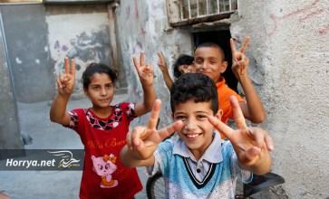 """عدسة حرية برس في جولة داخل """"غزة"""""""