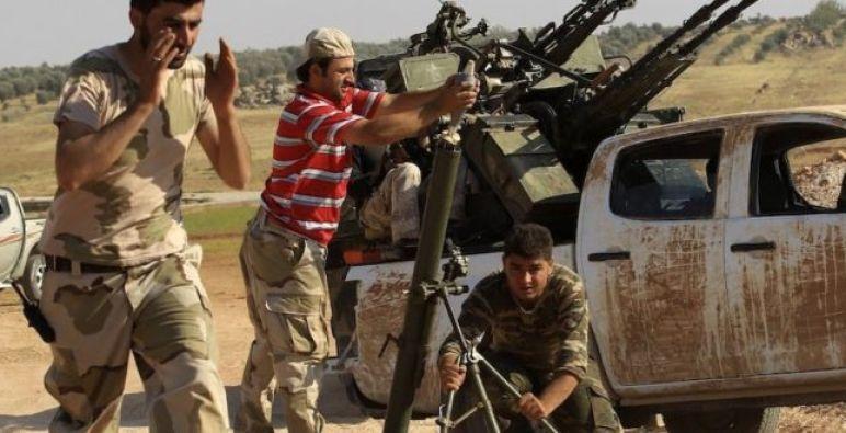 """معارك كر وفر بين """"داعش"""" وفصائل """"الحر"""" غربي درعا"""