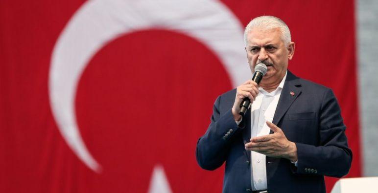 يلدرم: 30 ألف سوري يشاركون بالانتخابات التركية بعد تجنيسهم