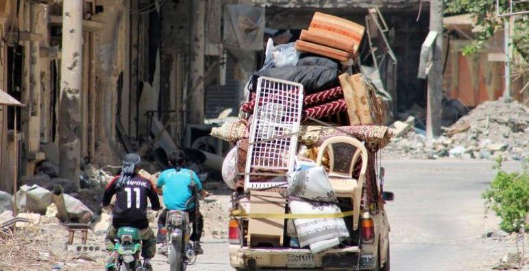 قتلى من السويداء إثر محاولتهم ''تعفيش'' مناطق شرق درعا