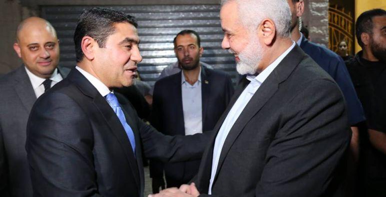 """وفد أمني مصري يغادر قطاع غزة بعد لقاء مع """"حماس"""""""