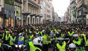 فرنسا: احتجاجات الستر الصفراء تعود من جديد