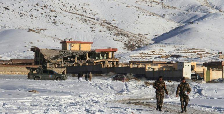 أفغانستان: عشرات القتلى في هجوم لـ''طالبان'' على قاعدة عسكرية