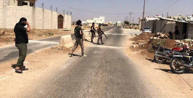 فشل المفاوضات في درعا ينذر بالحرب بين الثوار ونظام الأسد