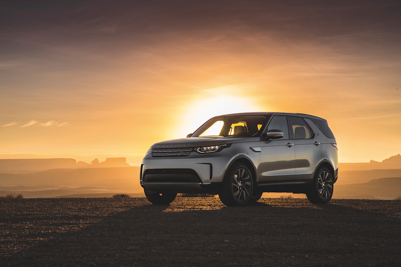 The new Land Rover Discovery: towing for dummies