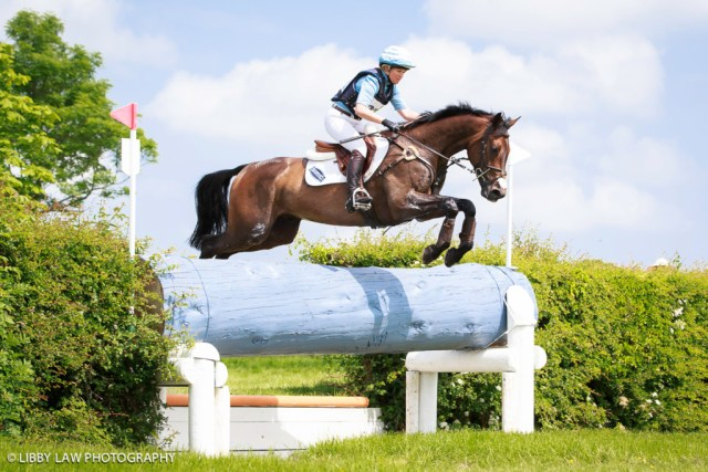 Jonelle Price on Cooley Showtime (Image: Libby Law Photography)