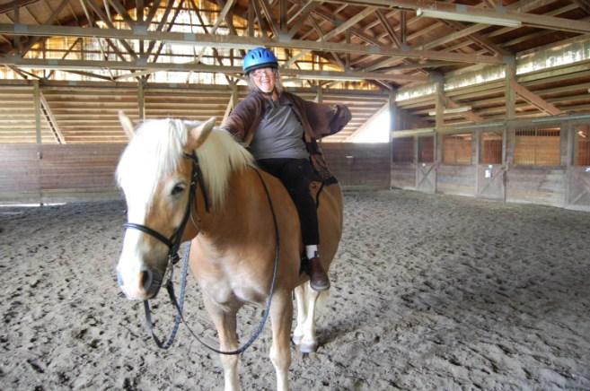 Warrior-Horseback