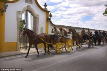 2C3816B800000578-3231764-A_parade_of_horses_and_colourful_carriages_passes_the_cemetery_i-a-39_1442078019620