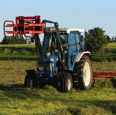Planteavl & landbrugsmaskiner