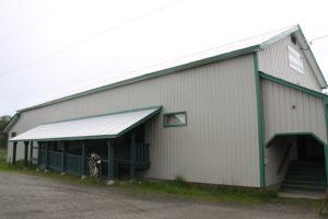 Horsefly Community Hall