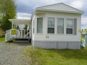 Williams Lake Mobile Home