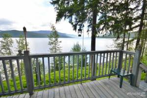 Waterfront Cabin on Quesnel Lake - 5565 Marshall Creek Road