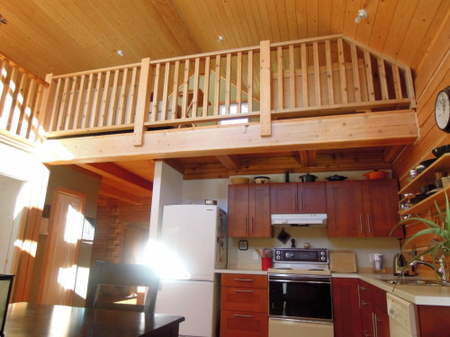 Gorgeous Log Home on 5 Acres $249,000 - 6249 Black Creek Road, Horsefly BC