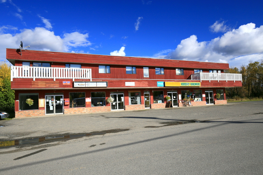 Corner House Mall & Apartments for Sale! - 3044 Boswell Street, Horsefly BC