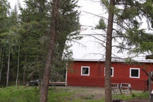 40 acres with country home