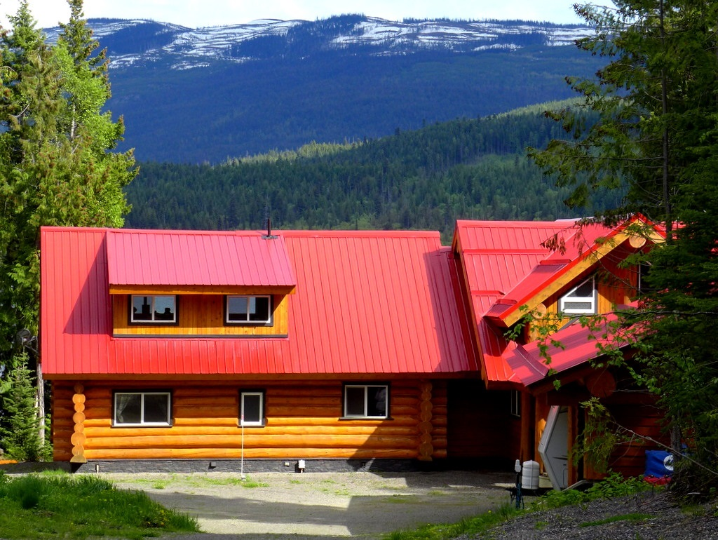 bc log homes and log cabins for sale – canada – horsefly realty