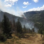 Photo essay of firefighting in Colorado and environmental stewardship in Horse Gulch
