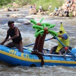 Scenes from the Animas River Days parade, Santa Rita Whitewater Park, 2016, in photos and video
