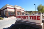 Discount Tire is next to Wal Mart in Durango.