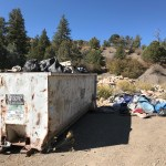 Tons of trash from county homeless camp removed by volunteers