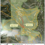 Dead upon arrival: directional up trail killed without due public process of city boards