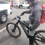 Conflicts between e-bikers & others nonexistent on dirt trails in counties where allowed