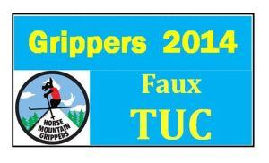 TUC Sticker