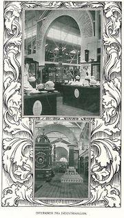 Den jyske industri og landbrugsudstilling 1905 interiør.jpg