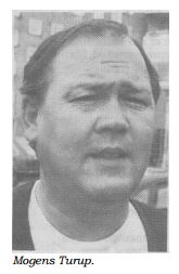 Mogens Turup, Horsens Folkeblad 21.10.1993
