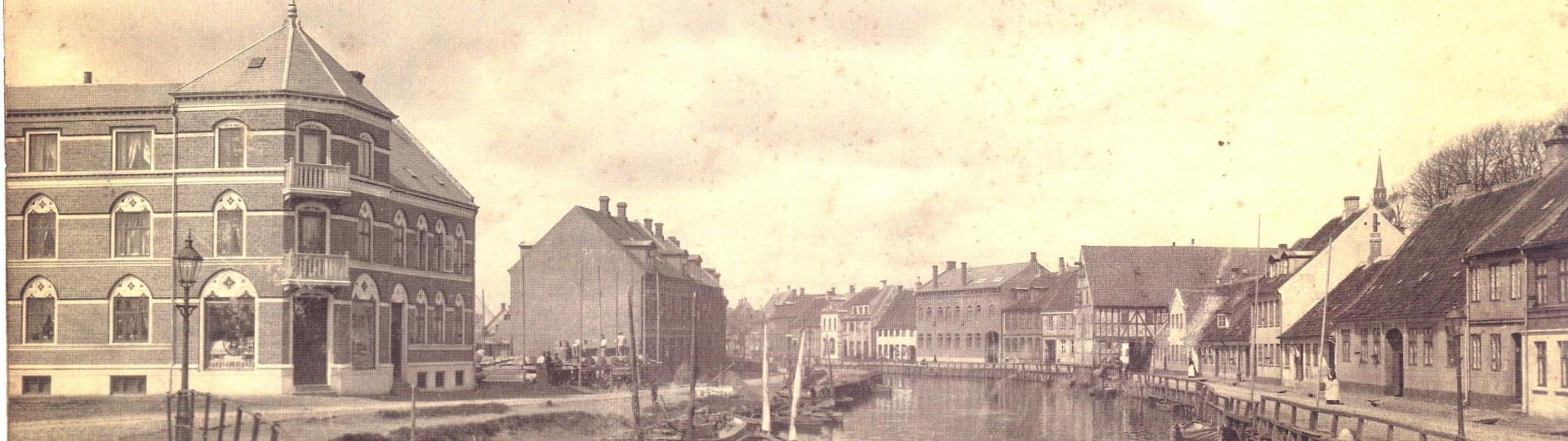 Panorama over Åen