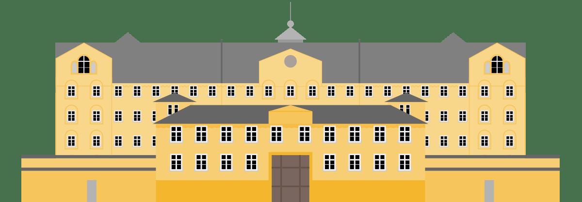 Illustration af Fængslet