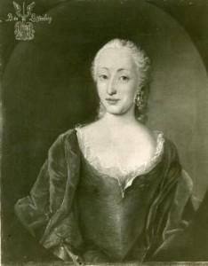 Bodil Stefansdatter Hofgaard de Lichtenberg 1711 – 1795.