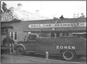 Bygaden 66. 28.august 1952