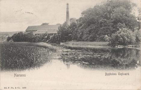 Bygholm Teglværk B0205