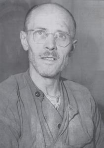 Carl August Lorentzen. B5443